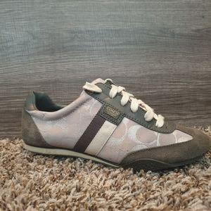 Coach kinsley running shoe